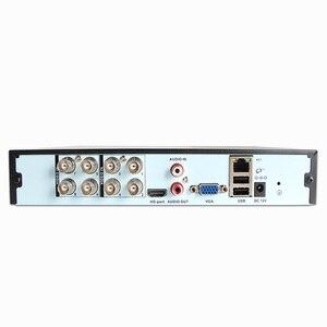 Image 3 - 5 w 1 4MP AHD DVR NVR XVR CCTV 4Ch 8Ch 16Ch 1080P 3MP 5MP hybrydowy bezpieczeństwa nagrywarka DVR Onvif RS485 koncentryczne kontroli P2P