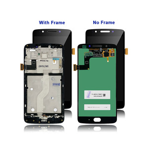 "Image 2 - עבור מוטורולה Moto G5 XT1672 XT1676 XT1670 5.0 ""LCD תצוגת מסך מגע Digitizer עצרת + כלים"