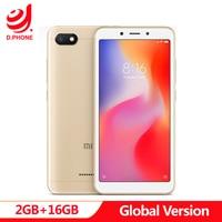 Глобальная версия Xiaomi Redmi 6A 2GB 16GB 5,45
