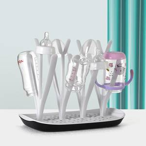 Drying-Rack Dryer Bottle-Holder Drainer Baby for Bpa-Free Cup