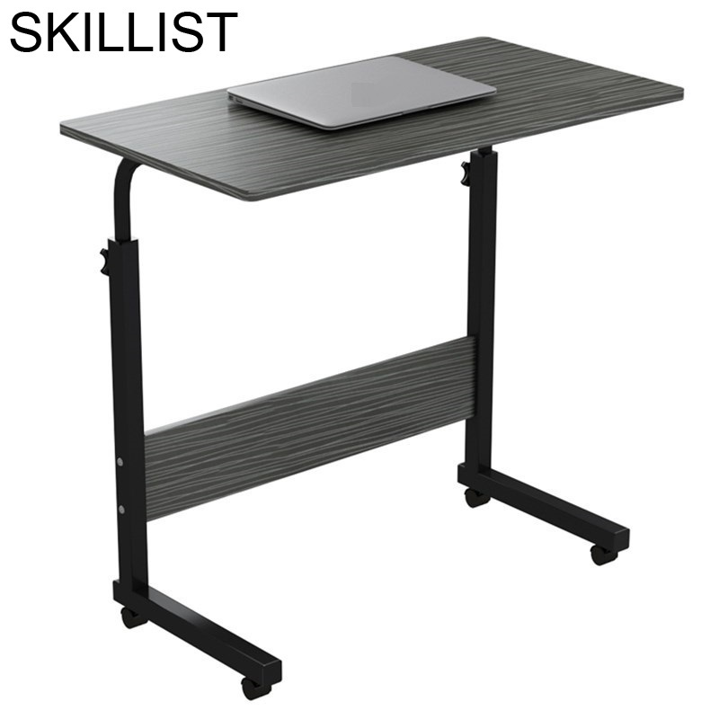 Tisch Dobravel Bed Escritorio Support Ordinateur Portable Biurko Bedside Laptop Stand Mesa Study Desk Computer Table