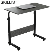 Tisch Dobravel Bed Escritorio Support Ordinateur Portable Biurko Bedside Laptop Stand Mesa Study Desk Computer Table