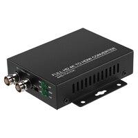 TVI/CVI/AHD to HDMI Converter Adapter Full HD 4K 1080P BNC to HDMI Video Converter for Monitor HDTV DVRs Convert