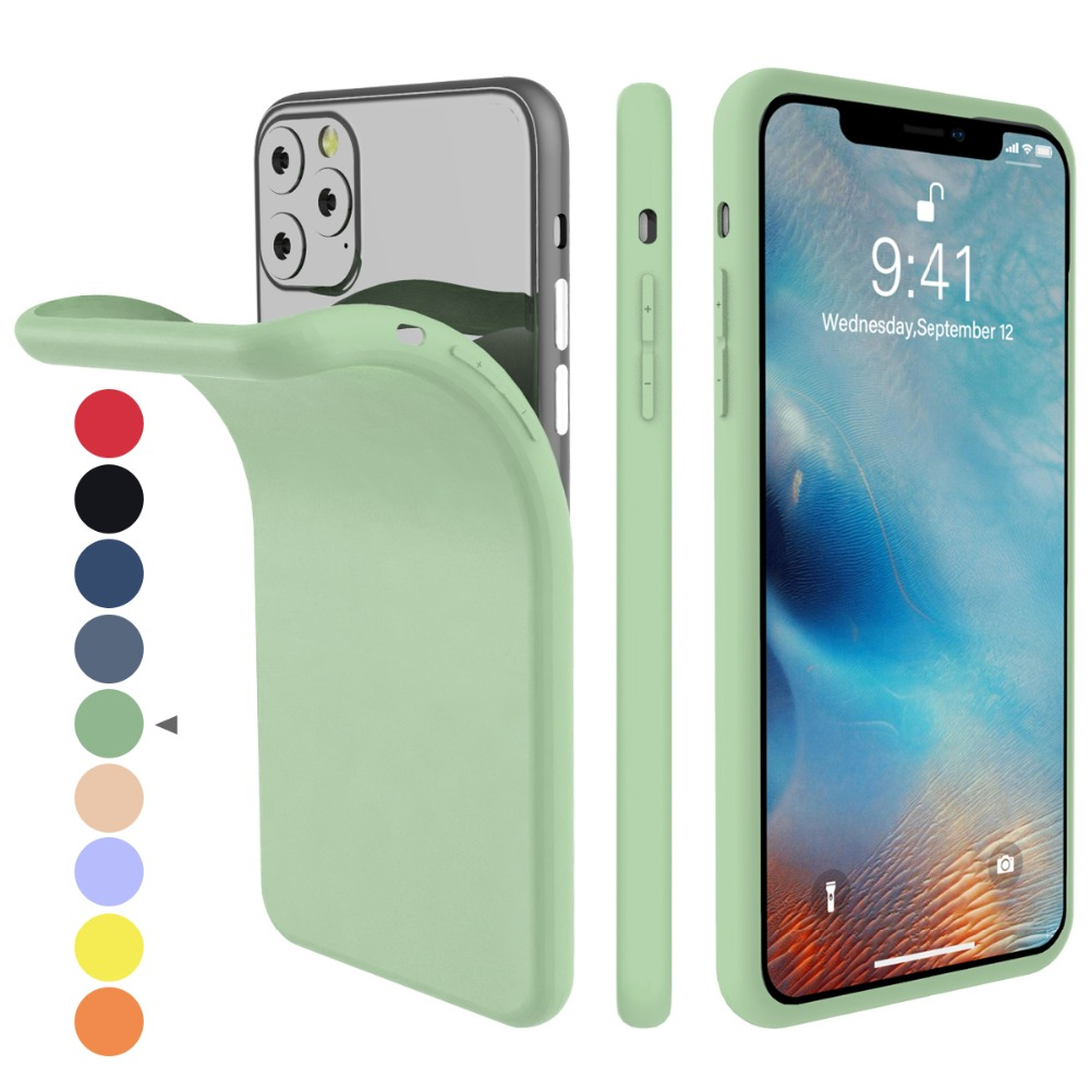Torubia Silicone Case for iPhone 11/11 Pro/11 Pro Max 14