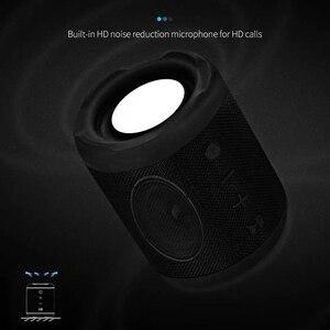 Image 3 - M2 سماعة لاسلكية تعمل بالبلوتوث 5.0 مكبر صوت عمود صغير بطارية ذات سعة كبيرة مكبر صوت يدعم Handfree راديو FM TF بطاقة Aux Audio