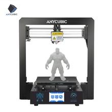 ANYCUBIC 3D 프린터 키트 I3 메가 1Kg PLA 필라멘트 TFT 컬러 터치 스크린 최신 인쇄 DIY 세트 3d drucker impresora 3d