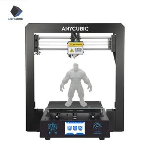 Image 1 - ANYCUBIC 3D מדפסת ערכת I3 מגה עם 1Kg PLA נימה TFT צבע מסך מגע החדש הדפסת DIY סט 3d דרוקר impresora 3d