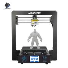 ANYCUBIC 3D zestaw do drukarki I3 Mega z 1Kg PLA żarnik Plus rozmiar kolor ekran dotykowy najnowszy Full Metal rama Impresora 3d