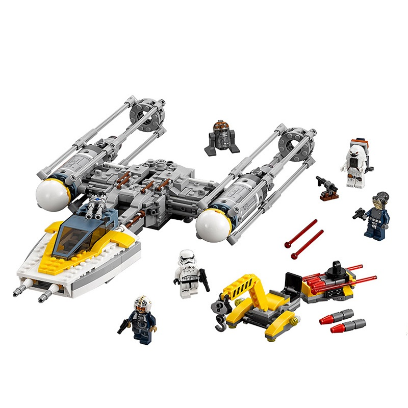 Star Wars Series 05065 05126 The First Order Scout Walker Building Blocks Compatible With Legoing 75172 75150 75177 Kids Toys