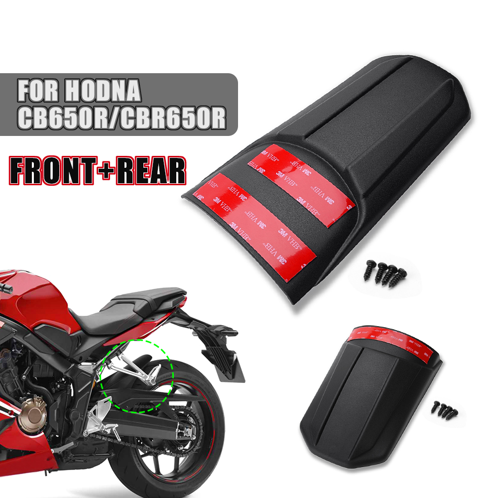 Dla HONDA CB650R CBR650R motocykl przedni błotnik tylny błotnik Extender rozszerzenie dla HONDA CB 650 R CBR 650R 2019 2020