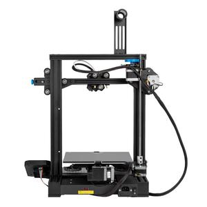 Image 3 - CREALITY 3D Newest  Ender 3 V2 Printer Kit 32 Bit Slilent Mianboard High Pricison New UI Display Screen With Resume Printing