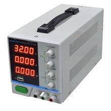 Régulateur de commutation réglable, affichage LED 30V 10A, alimentation cc PS-3010DF, réparation d'ordinateur portable, recharge USB 110v-220v, nouveau