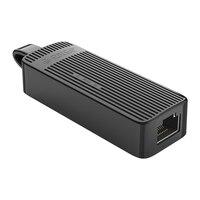 ORICO-tarjeta de red USB UTK-U2, adaptador Ethernet tipo A para PC, UTK-U3, USB 2,0 3,0 A RJ45 LAN 100Mbps 1000Mbps