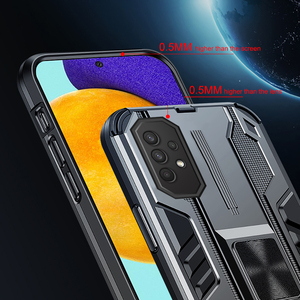 Image 5 - Magnetic Car Holder Phone Cover For Samsung Galaxy A52 5G Case For Samsung A 52 52A A525F A526B Shockproof Lens Protection Cases