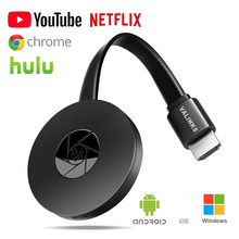 Mirascreen G2 tv stick Wireless HDMI display für google chrome 2 audio ultra 4k miracast airplay dongle für ios android pc(China)
