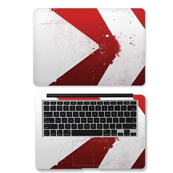 Calcomanía 13 14 15 pulgadas portátil Protector de piel para HP Elitebook/Dell G3 G5 G7/Lenovo colorido foto Laptop pegatina Notebook piel