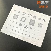 Amaoe For SAMSUNG S10/S10+/Note10/G9730/G975/N975 SM8150/Exynos 9820/855 CPU RAM WIFI Chip