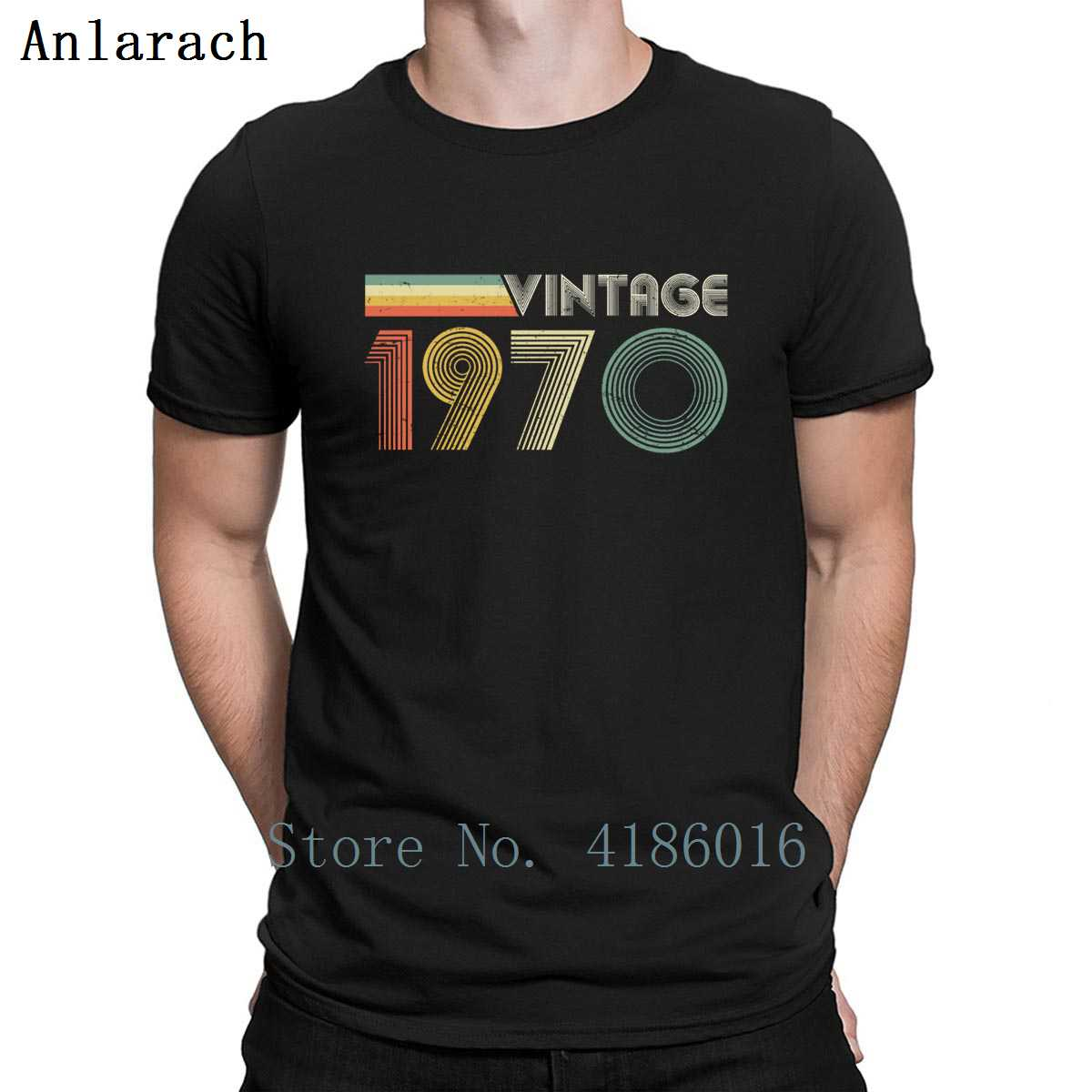 <font><b>Vintage</b></font> <font><b>1970</b></font> T Shirt Pattern Cute Fashion Short Sleeve Streetwear Summer Style Crew Neck Knitted Shirt image