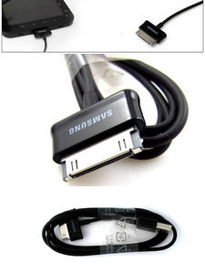 Samsung Tablet P1000 N8000 N7500 Galaxy for P1000/Tab/10.1/.. 1M Sync Data-Transmit 30-Pin