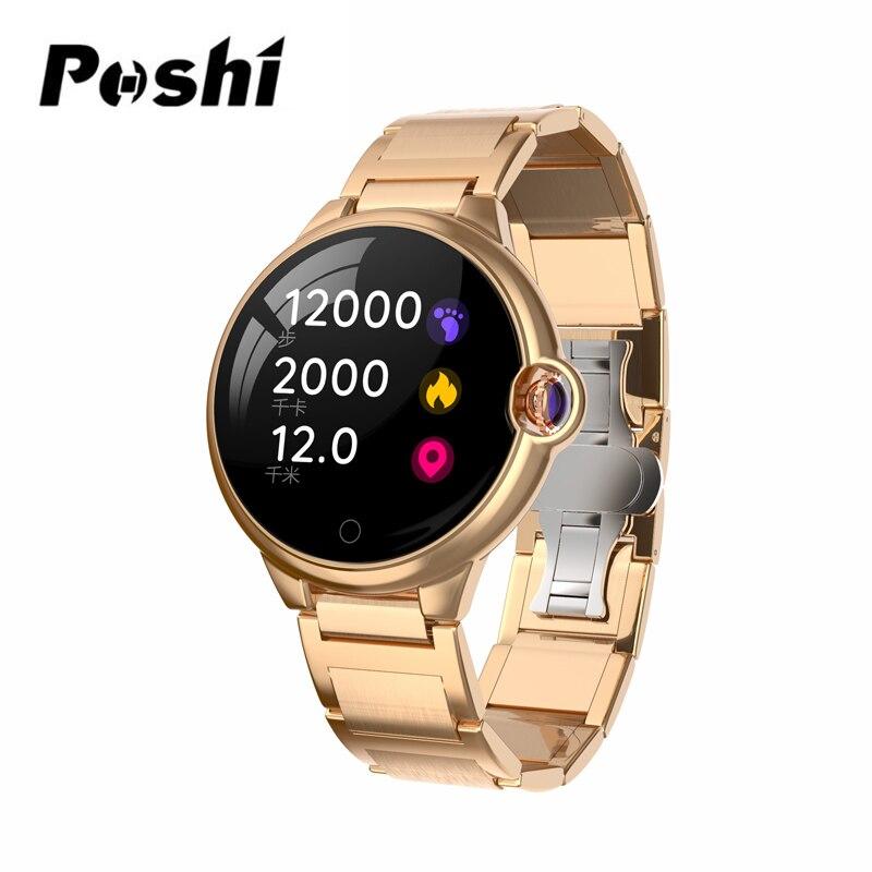 Bluetooth montre intelligente pour homme tension artérielle moniteur de sommeil montre-bracelet mode homme Sport Smartwatch horloge calorique Android IOS