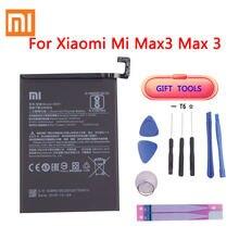 100% Оригинальный запасной аккумулятор для xiaomi mi max3 max