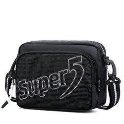 Миниатюрная сумка унисекс, модные сумки через плечо, мужские сумочки, ранец на лямках, мессенджер с карманом для мужчин, мужская сумка для те...
