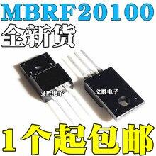 Original 5PCS/ B20100G MBRF20100CT MBRF20100G 20A100V TO220F