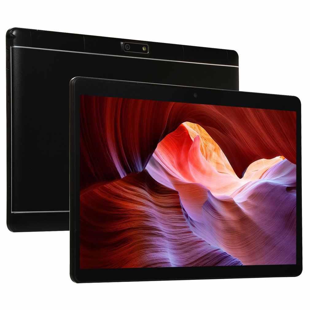 10.1 inç tablet PC 3G Android 6.0 Octa Çekirdek Süper tabletler Ram 1 + 16 GB/2 + 32 GB/4 + 64 GB/6 + 128GB IPS 1280*800 Çift SIM GPS