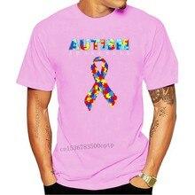2020 venda quente verão estilo oficial: autismo consciência camisas 2020, autismo 2020 camiseta
