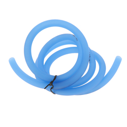 1m niebieski olej wąż przewód paliwowy rury rury do motor terenowy motocykl skuter ATV 5mm średnica wewnętrzna w Zespoły dolotowe paliwa od Samochody i motocykle na