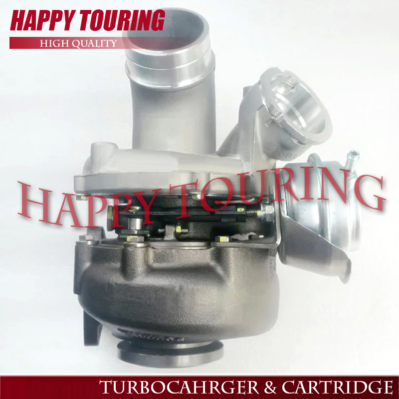 GT2052V Turbo 070145701J 070145702B 716885-5004S 716885-0001 070145702BV Turbocharger for <font><b>VW</b></font> <font><b>Touareg</b></font> <font><b>2.5</b></font> <font><b>TDI</b></font> 2003- 174hp BAC BLK image