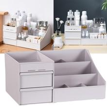 Plastic Table Storage Box Large Capacity Medicine Chest Cosmetic Jewelry Drawer Sundries Organizer Storage Tool