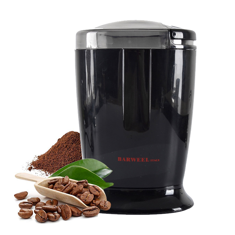 220V Electric Coffee Grinder Mini Kitchen Salt Pepper Grinder Powerful Beans Spices Nut Seed Coffee Bean Grind Molinillo Cafe