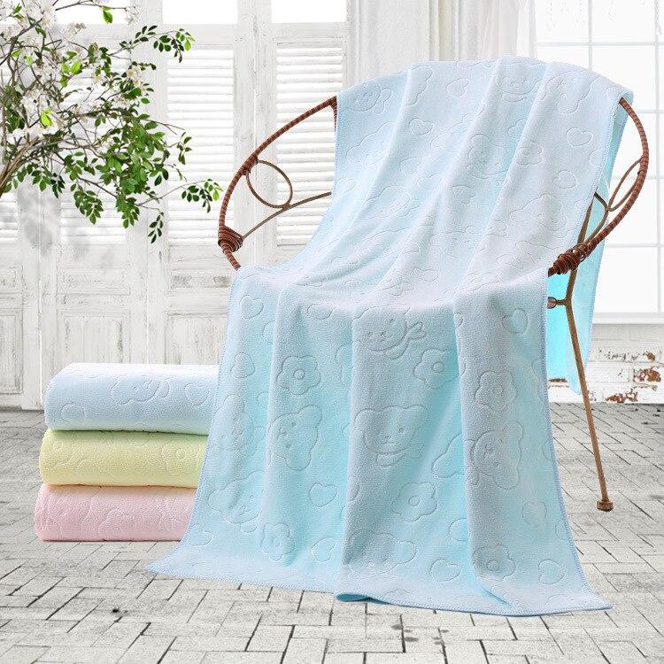 Towel Bath Towel Set Men And Women Baby Infant Soft Absorbent Adult Children Bath Is Not