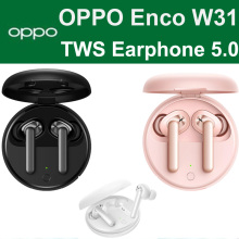 Original OPPO Enco W31 TWS Buds Low latency True Wireless Bluetooth Earphones In