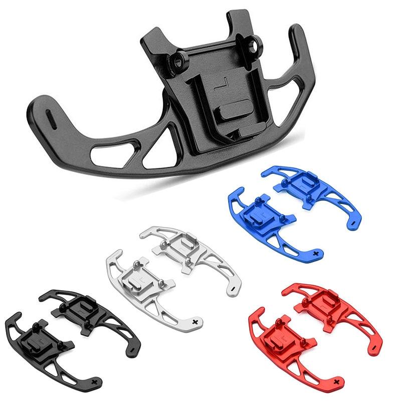 Автомобиль металлический руль весло переключения для VW GOLF GTI R GTD GTE MK7 7 POLO GTI Scirocco 2014 2015 2016 2017 2018 Замена