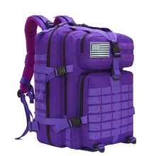 Tactical-Backpack Hunting Waterproof-Bag Rucksack Outdoor Military-Assault Molle Army