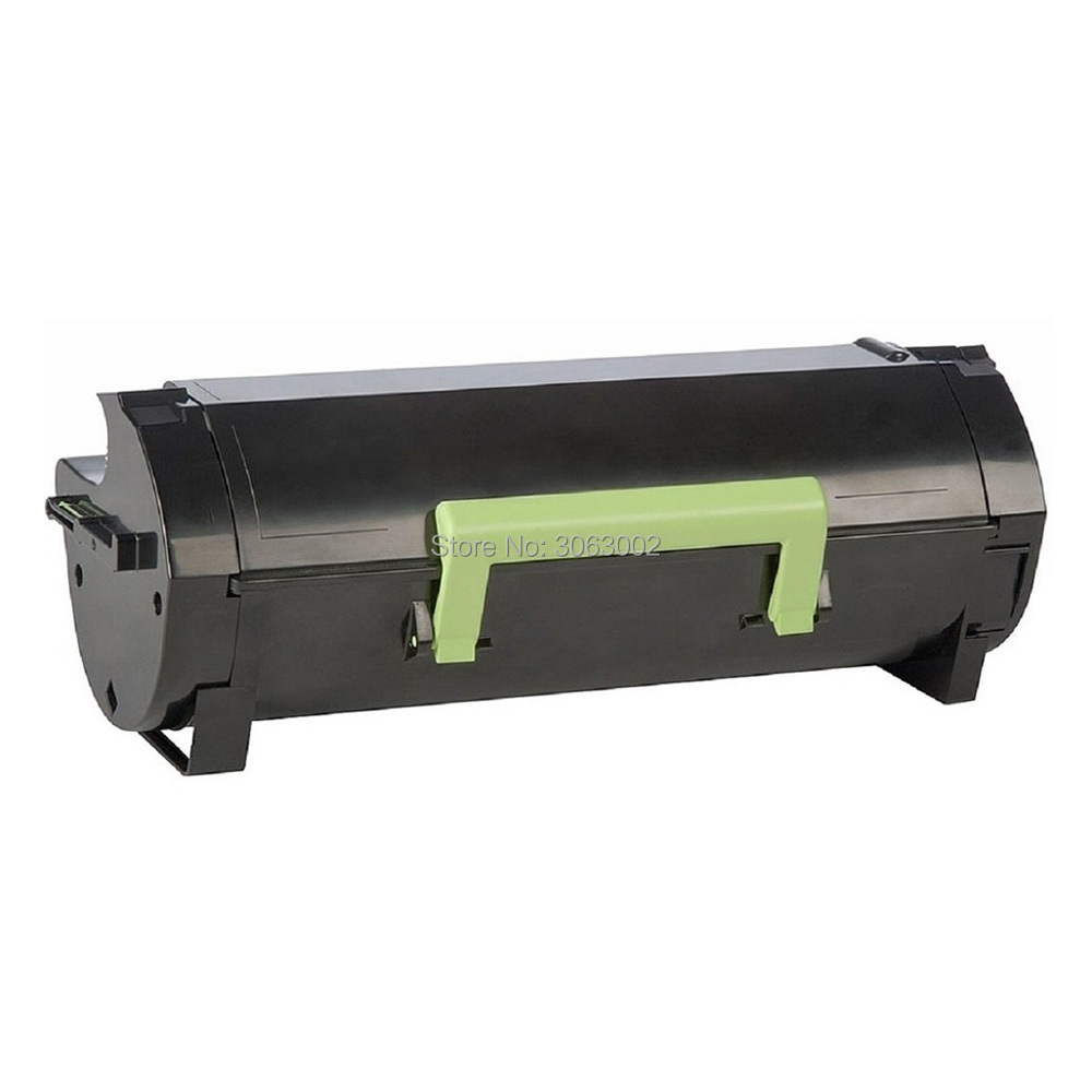 Misee Compatible Replacement For Lexmark MS310 MS312 MS315 MS410 MS415 MS510 MS610 Toner Cartridge 5k/10k (1-Pack)