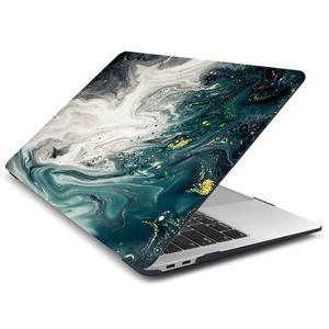 Image 3 - 4 w 1 zestaw marmuru skrzynka dla Apple MacBook Pro Air 13 15 16 cal dotykowy bar 2020 A2251 A2159 A1932 A1706 A1990 twarda okładka + bezpłatny prezent