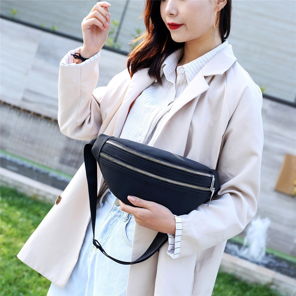 Female Belt New Brand Fashion Waist Bag Women Suede Solid Color Messenger Bag Hnadbag Phone Shoulder Fanny Pack For Women