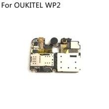Oukitel WP2 Gebruikt Moederbord 4G Ram + 64G Rom Moederbord Voor Oukitel WP2 MT6750T Octa Core 6.0 Inch 2160*1080 Gratis Verzending