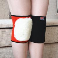 Anti Kniebeschermers Wol Voorkomen Artritis Warm Houden Knie Ondersteuning Ademend Verdikking Kneepad Veiligheid Knieën Brace