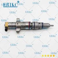 ERIKC 387-9434 Excavator Auto Parts CAT C9 Fuel Sprayer 3879434 Common Rail Diesel Injector For Caterpillar
