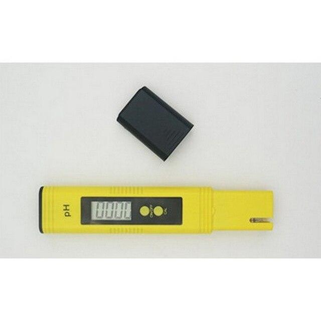 Купить цифровой ph метр с жк дисплеем измерительная ручка тестер точности картинки цена