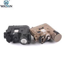 WADSN LED DBAL-A2 IR Red Laser DBAL-MKII Multifunction Airsoft Tactical DBAL-D2 Battery Case laser Weapon Hunting Flashlight