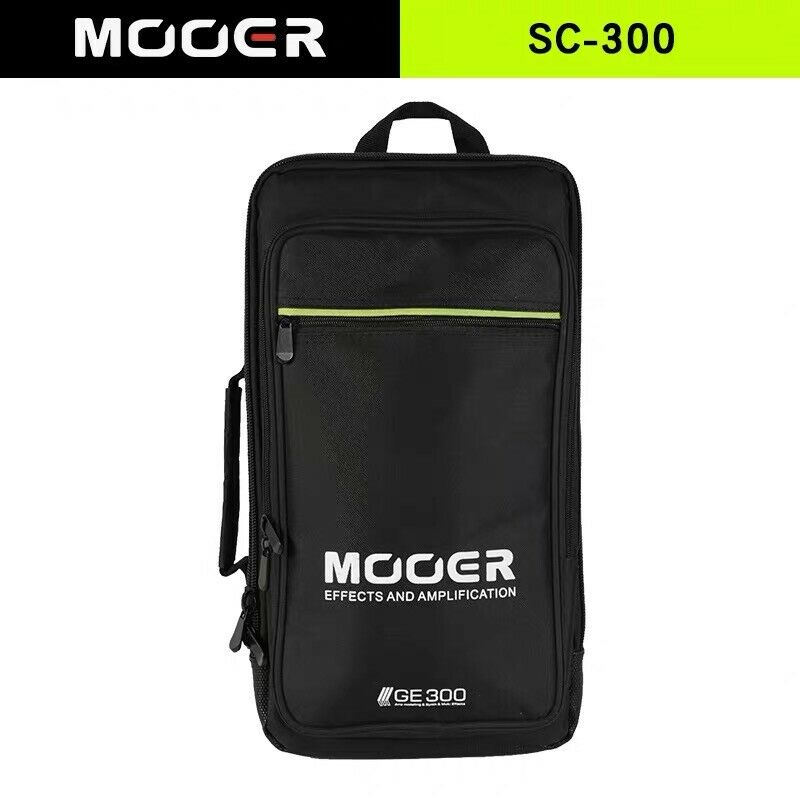 Mooer Bag Case for GE300 Guitar Effects Pedal Accessories Soft Carry Case SC300