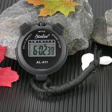 Watch Multifunction Professional Sports Timer Waterproof Stop Chronograph LCD ABS Digital