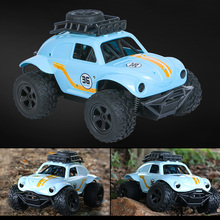 2.4G High Speed Gift Remote Control Crawler DIY Off Road Kids Toy Electric Alloy