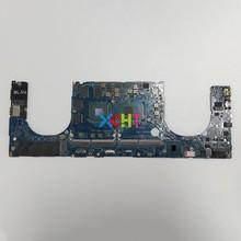 עבור Dell XPS 15 9560 YH90J 0YH90J CN 0YH90J w i7 7700HQ מעבד w 1050/4GB GPU LA E331P האם מחשב נייד mainboard נבדק