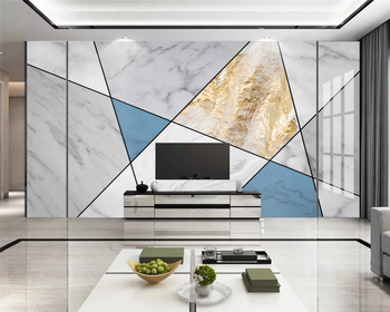 beibehang Custom wall paper modern minimalist nordic abstract geometric mosaic mural tv background wallpaper